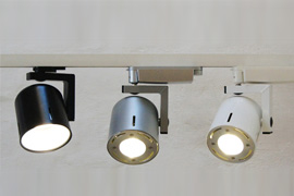 Danske LED butiksspots erstatter Metalhalogen