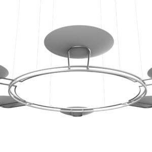 Gino P525-6 LED Hvid