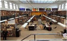 Hovedbiblioteket på Frederiksberg