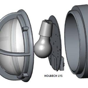 Louis Poulsen Skot E27 modul Sensor