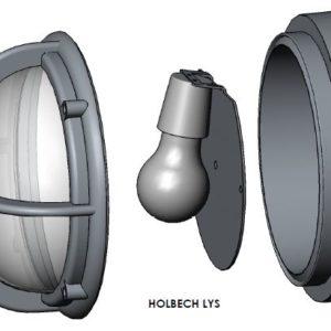 Louis Poulsen Skot E27 modul